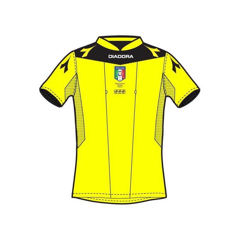 Calzettoni gara DIADORA AIA 2017//19 GIALLO