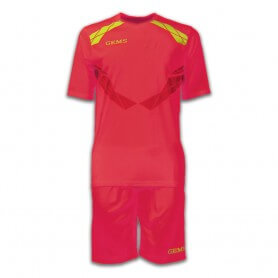 KIT RAPTOR ROSSO - GIALLO FLUO M/C