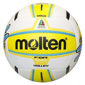 PALLONE BEACH VOLLEY MOLTEN 2017 - YELLOW