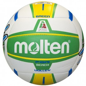 PALLONE BEACH VOLLEY MOLTEN 2017 - GREEN