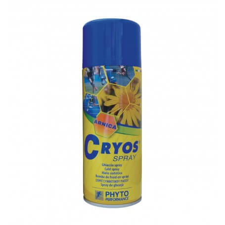 GHIACCIO SPRAY 400 ML CON ARNICA