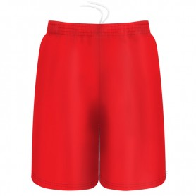 PANTALONCINO LASER ROSSO
