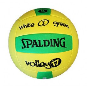 PALLONE VOLLEY 17 WHITE/GREEN