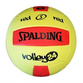 PALLONE VOLLEY 24 RED