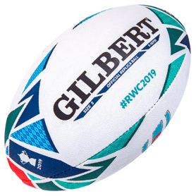 PALLONE REPLICA UFFICIALE RUGBY WORLD CUP2019