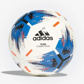 PALLONE TEAM COMPETITION BIANCO-ROYAL